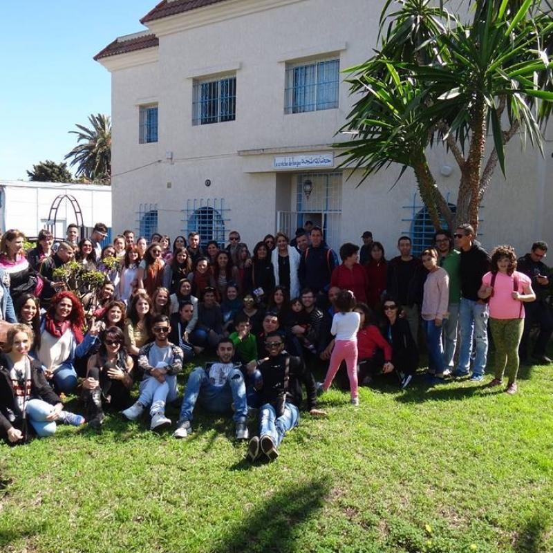 Semana Santa 2015 - Evento AICE
